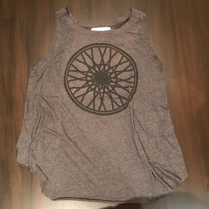 Soulcycle Open Back Tank